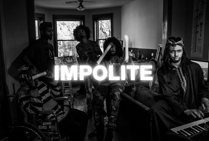 "Download: Impolite Society - ""Player Shit"" (Prod. by Fortified Sounds) - Available on Soundcloud"