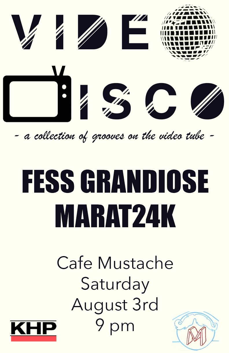 Fess Grandiose - Live at Cafe Mustache