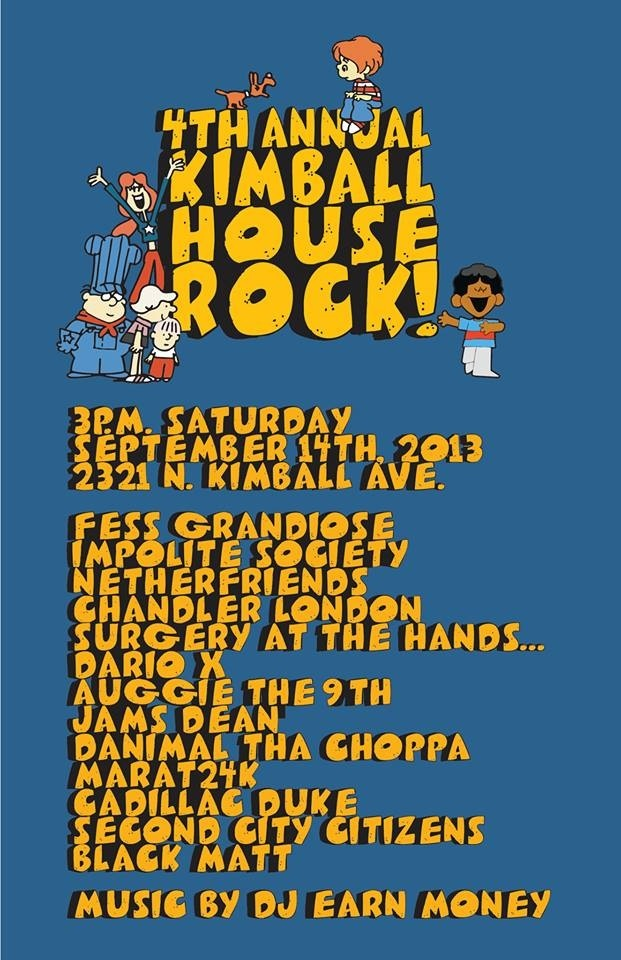 KIMBALL HOUSE ROCK IV