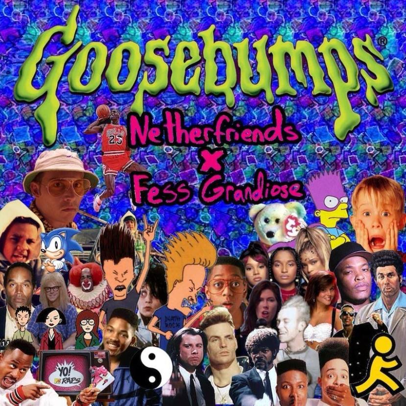 Download: Netherfriends x Fess Grandiose - Goosebumps - Available on Soundcloud