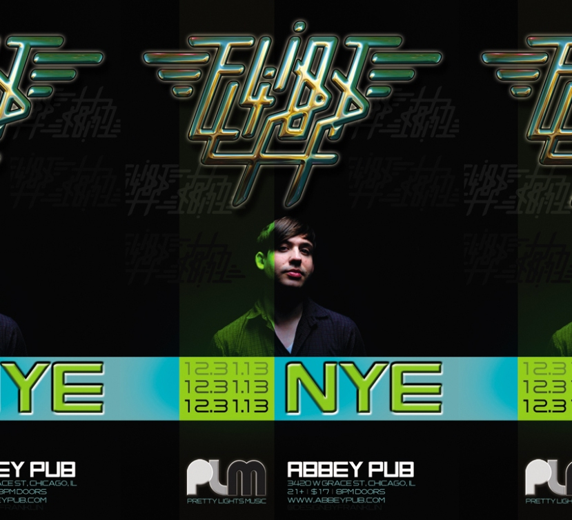 NYE: Nunca Duerma Performing w/Eliot Lipp at The Abbey - Chicago, IL.