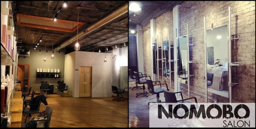 Nomobo Salon - 1415 N. Ashland, Chicago IL